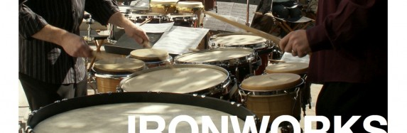 IronWorks Percussion Duo Concert