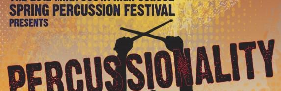 2012 Mira Costa HS Spring Percussion Festival