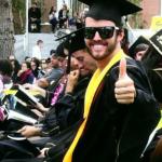 Jonny B CSULB Graduation
