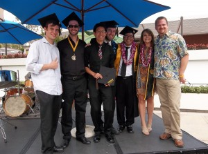 2012 CSULB Percussion Graduates - 3
