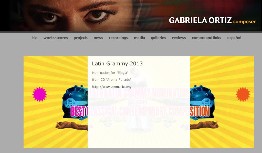 gabriela_ortiz_latin_grammy_dave_gerhart