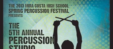 2013 Mira Costa HS Spring Percussion Festival