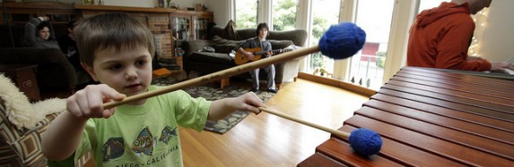 Teaching Musicality to Percussionists