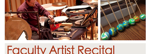 Faculty Artist Recital – Friday, January 31